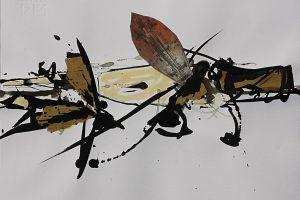 Christiane Leimklef,Momentaufnahme 2, 30x40cm