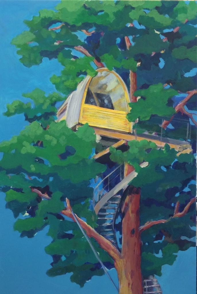 Annette Girke, Treehouse