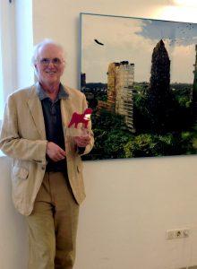 Jürgen Rogner mit dem Publikumspreis